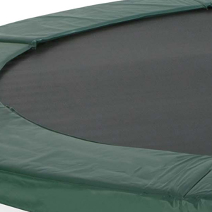 Trampoline safety mat